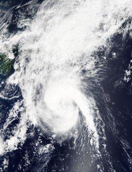 台风艾涛路径图2020最新-台风艾涛影响地图最新2020