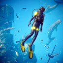 深海世界模�M器
