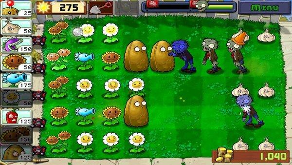 植物大战僵尸贝塔版手机破解版游戏下载-植物大战僵尸贝塔版手机版无限阳光游戏下载