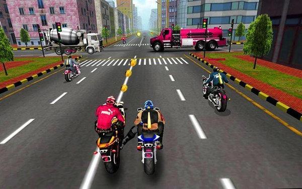 暴力公路死亡摩托安卓最新版游戏下载-暴力公路死亡摩托安卓破解版游戏下载