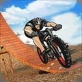 模拟山地自行车