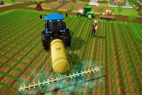 拖拉机农业种植2020