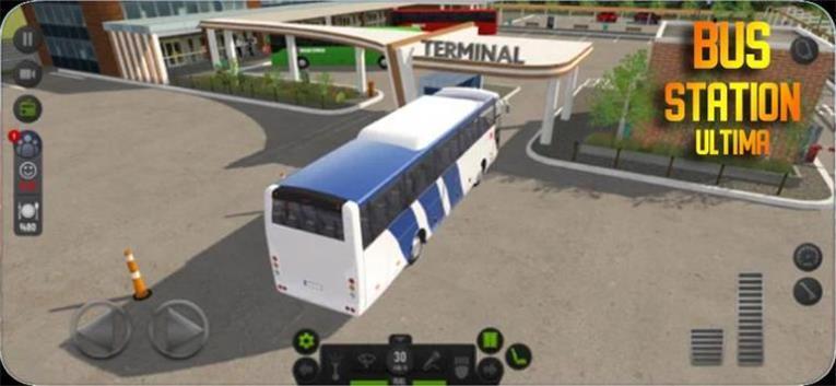 末班车站模拟器