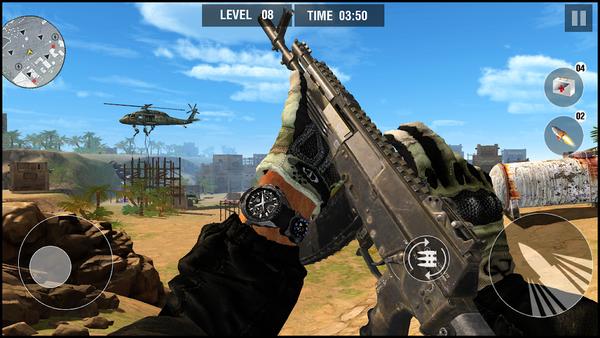 疯狂反恐狙击手安卓版下载-疯狂反恐狙击手官方版下载