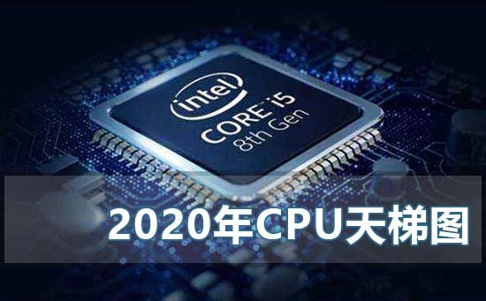 2020年最新CPU天梯圖-2020年最新CPU天梯圖12月
