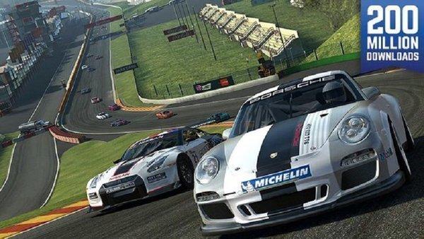 真实赛车3最新版本破解版2020下载-真实赛车3最新版本破解版全解锁下载