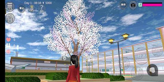 樱花校园模拟器节日版本