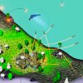 移动空袭轰炸机3D