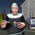 疯狂的恐怖修女