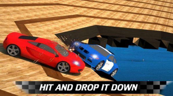 跑车撞击坠落赛手游下载-跑车撞击坠落赛安卓最新版下载