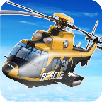 山救援直升機16