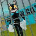 卡通猫逃生2