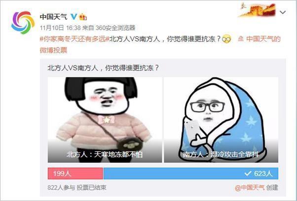 中国抗冻地图