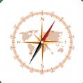 地图导航指南针