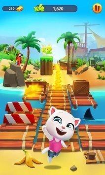 汤姆猫跑酷免费版内购最新下载-汤姆猫跑酷免费版全角色解锁下载