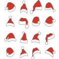 微信圣诞帽2020