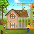 建造一个丛林屋