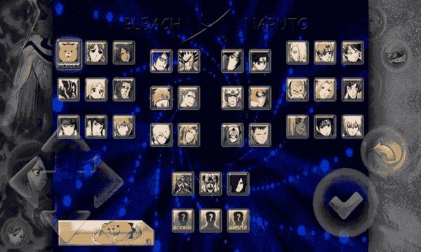 火影vs死神绊全人物最新版下载-火影vs死神绊全人物完整版下载