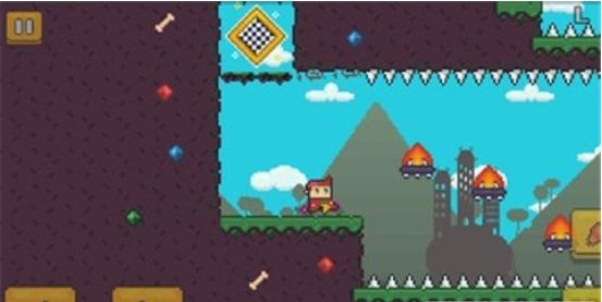 元素男孩无限星星游戏是一款有趣的横版动作类闯关游戏