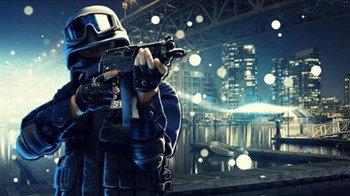 动作射击类游戏