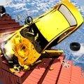 粉碎楼梯车