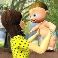 虚拟母亲模拟