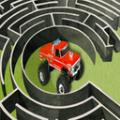 玩具車迷宮駕駛