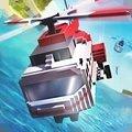 直升機救援模擬器