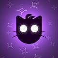 飞扬的黑猫