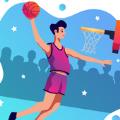 篮球动作狂