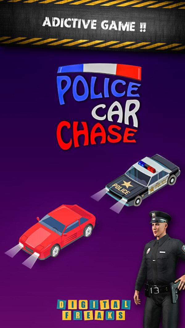 警察追逐2021