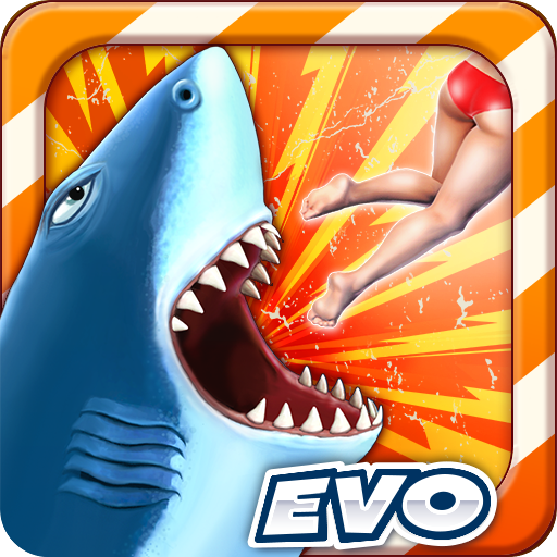 饥饿鲨进化最新破解版2021