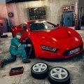 汽車維修工模擬器