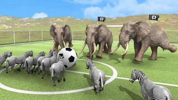 动物战争模拟器安卓版下载-动物战争模拟器中文版下载