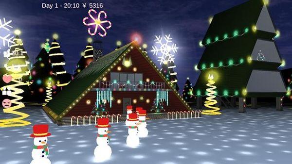 樱花校园模拟器1.038.08圣诞节版下载-樱花校园模拟器1.038.08圣诞节更新版下载