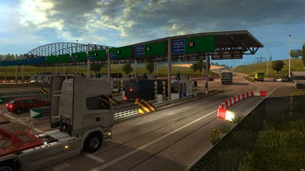 欧洲卡车模拟器2下载