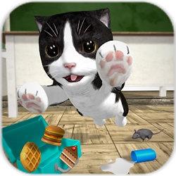 猫咪模拟器无限金币钻石版