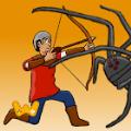 塔VS蜘蛛