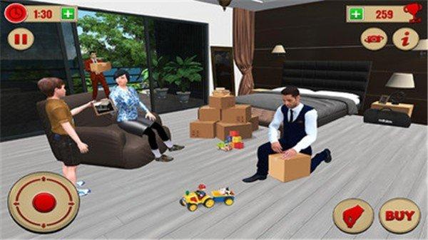 虚拟家庭模拟器