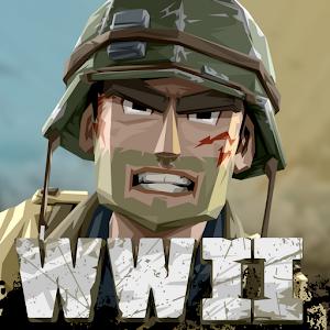 方块世界大战二战