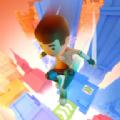 超級跳傘運動員
