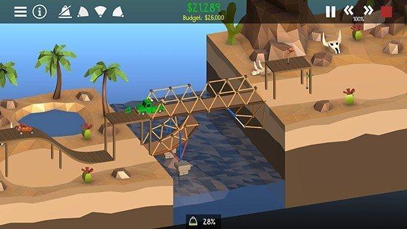 桥梁构建者2免付费版