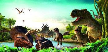 侏罗纪恐龙游戏