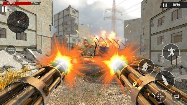 二战突击队模拟器汉化版游戏下载-二战突击队模拟器汉化版最新版下载