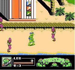 忍者神龟4无敌版