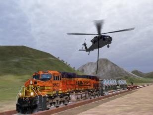 RORTOS直升机模拟辅助