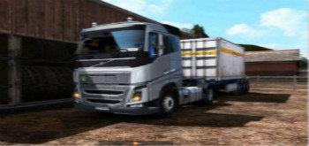 卡车游戏模拟驾驶大全