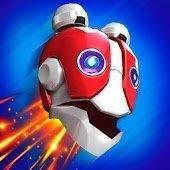 爆炸�C器人