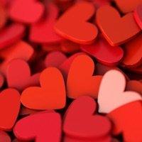 爱情壁纸与照片