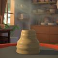 三维袖珍陶器